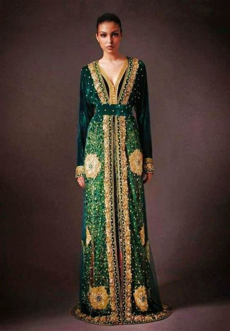 Morroco Style by Bonjourfashion Moroccan Kaftan Let The 1001 Nights Begin