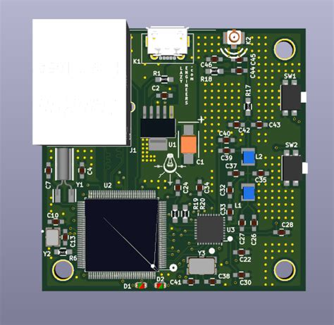 pcb layout guidelines can bus pcb design guidelines lazy engineers