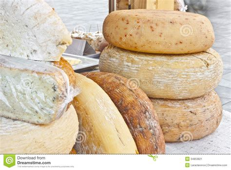Handmade Cheese - handmade cheese stock image image 34853821
