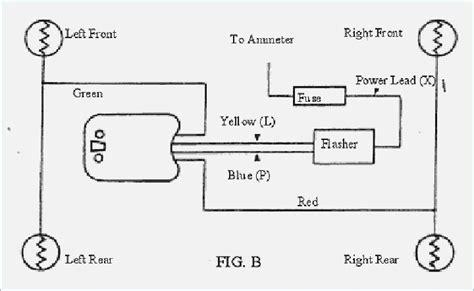Signal Light Flasher Wiring Diagram