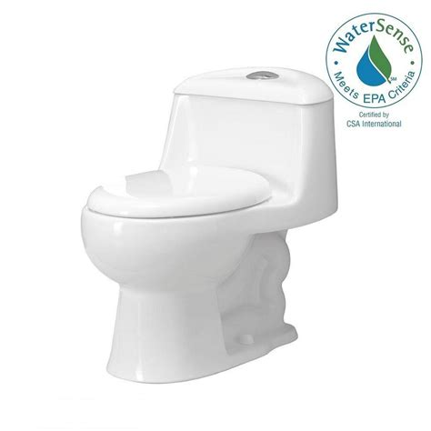 foremost gemini 1 1 6 gpf dual flush toilet