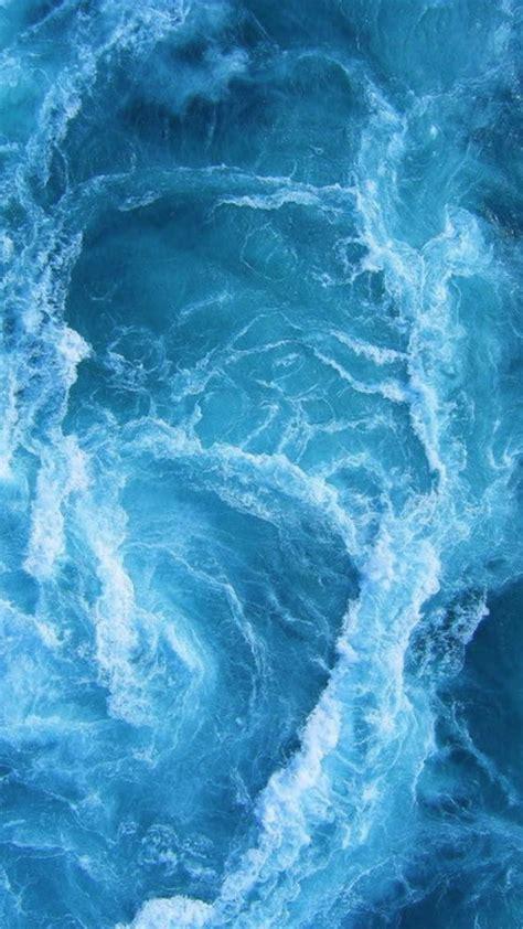 wallpaper for iphone sea swirling blue ocean waves iphone 6 hd wallpaper iphone