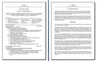 Resume Bio Example 302 Found