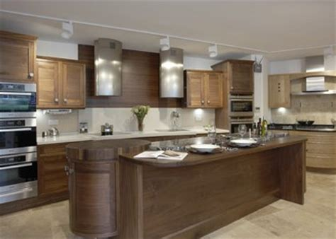 walnut breakfast bar table kitchen worktops made to measure wooden worksurfaces