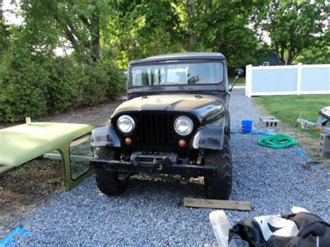 1968 Jeep Cj5 Sell New 1968 Willys Cj5 Jeep In East Moriches New York