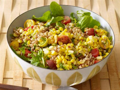 salad recipe ideas healthy summer side dishes food network healthy summer
