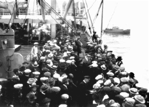 boat definition in history migration of australia timeline timetoast timelines