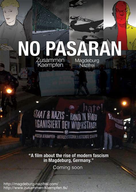 Pasaran Air Second New Anti Fascist Trailer No Pasaran Uk Indymedia