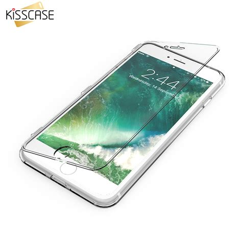 Silicon Iphone 66plus Tpu Clear Soft kisscase surper thin protect clear for iphone 6 6s plus 7 plus tpu silicon flip