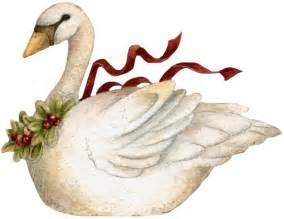 christmas swan goose clip art clip art christmas 1 clipart pinterest animaux noel