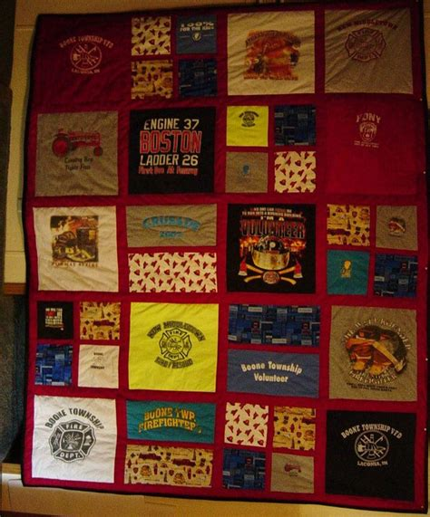 13 best images about firefighter quilts on