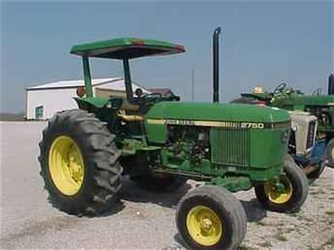 Used Farm Tractors For Sale John Deere 2750 2003 04 12
