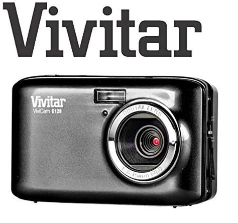 Vivitars Vivicam 5160s Digital Is Stylish And Cheap by 18 Megapixel Compact Digital Vivitar E128 18mp With