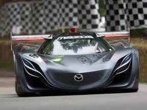 mazda furai concept evolutionm mitsubishi lancer and