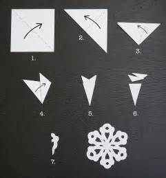 Easy To Make Paper Snowflakes - 20 frosty snowflake craft ideas for s