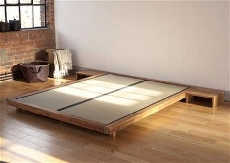 Tatami Mat And Futon by Futon Company Solid Acacia Bed Frame With Tatami Mats