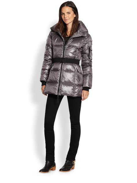 Softjacket Sam J1 sam soho jacket in metallic lyst