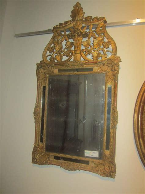 mobili antichi 700 piccola specchiera 700 antiquariato su anticoantico