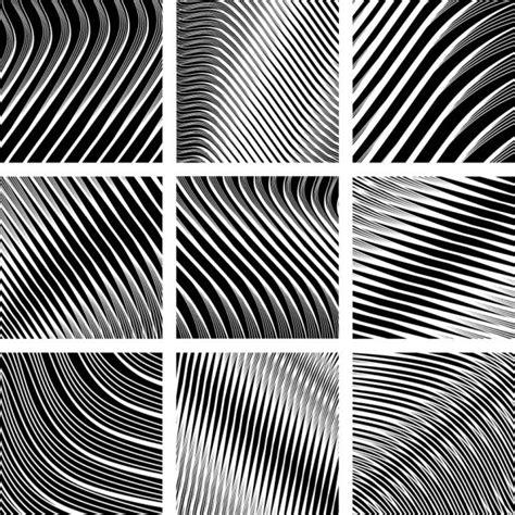 spiral pattern black and white dynamic black and white spiral pattern 02 vector free