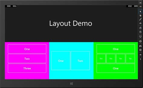 layout app for windows overview of layouts in windows store app