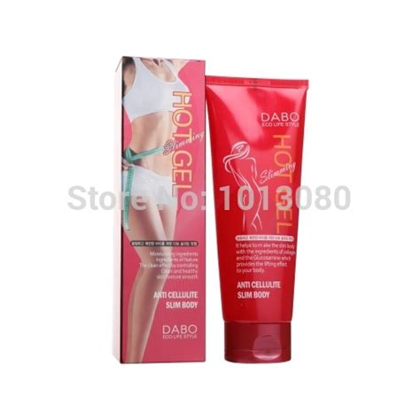 dabo slimming hot gel reviews korea dabo slimming hot gel waist legs slimming creams