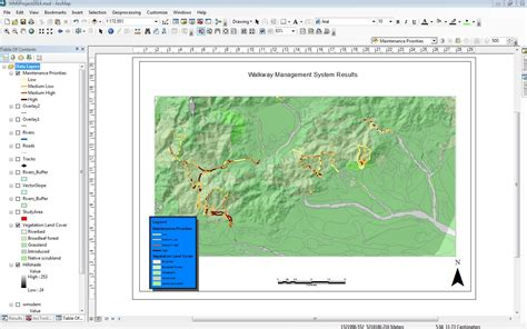 layout view esri how to add a locator map in arcmap gis blog