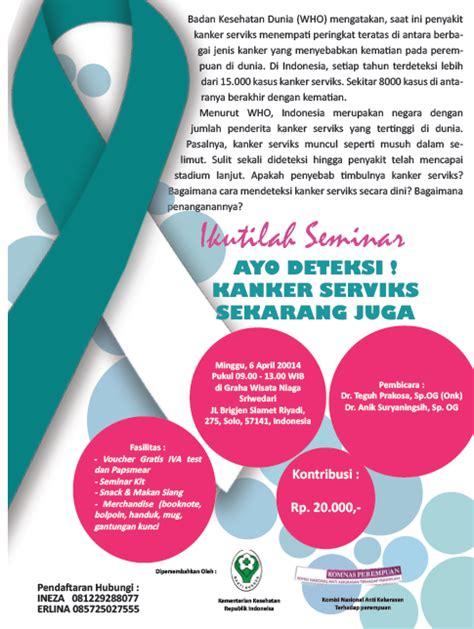 Kanker Deteksi Dini Dr Wawan kanker servik indonesia