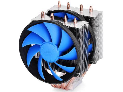 Deepcool Gammaxx 400 Universal Socket 12 Cm Fan 4 frostwin v2 0 deepcool cpu air coolers