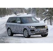 A Tiny Facelift For Range Rover's Biggest Model In 2017 By