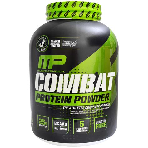 Mp Combat 4 Lbs pharm sport series combat protein powder