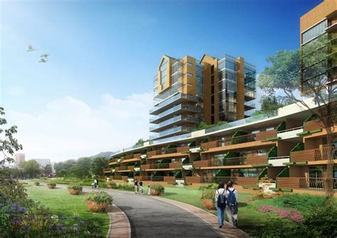 housing complex design pdi design group dankuk housing complex pelage