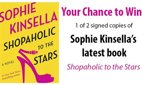 contest win signed copies ebooks enter for a chance to win a signed copy of kinsella