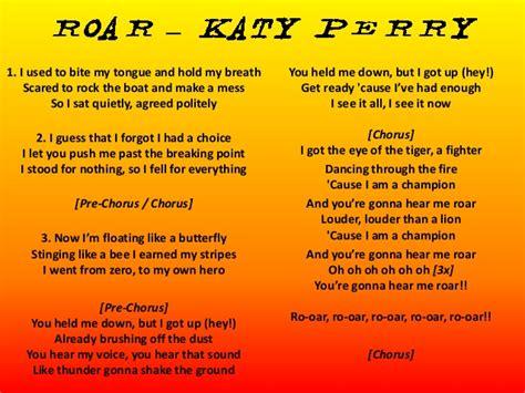 lyrics katy perry eye of the tiger lyrics katy perry
