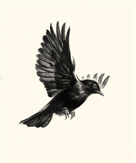 black birds tattoo drybrush blackbird by greg ruth blackbird tattoos
