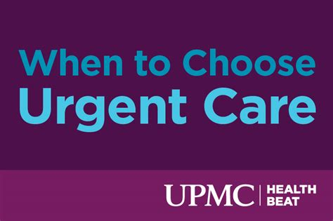 when should you go to emergency room should you go to the emergency room or urgency care