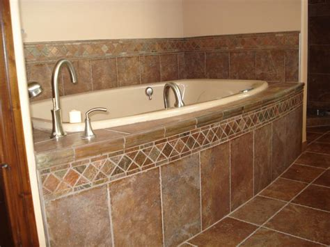 drop in bathtub ideas tile around bathtub ideas browse our photo gallery for