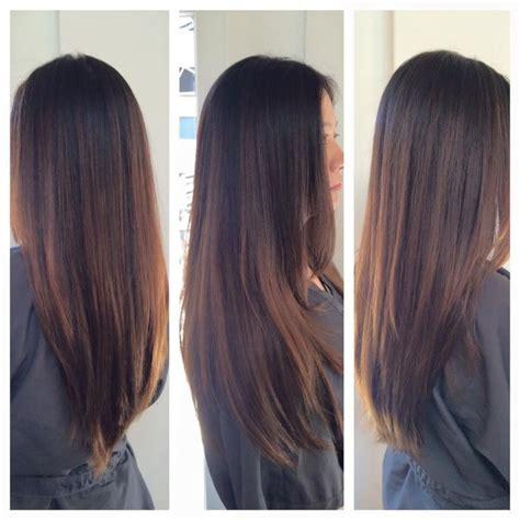 balayage on short hair asian balayage asian hair caramel google search prom hair