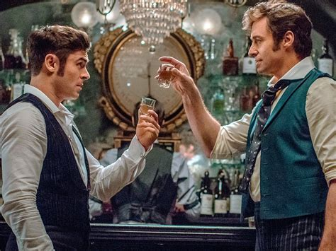 zac efron and hugh jackman the greatest showman trailer is the gayest circus since