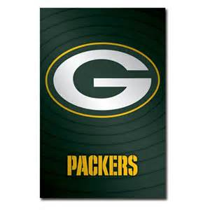 Green Bay Packers Wall Stickers green bay packers logo 11 wall poster
