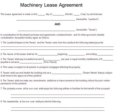rental equipment agreement template rental receipt template archives page 4 of 5 excel about