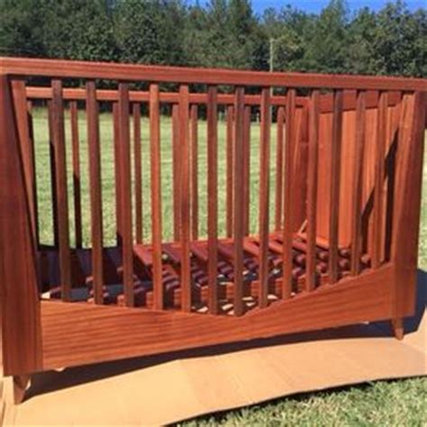 Custom Made Crib by Custom Nursery Cribs Cradles Custommade
