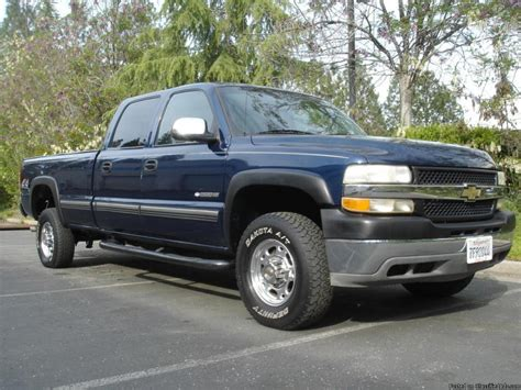 2001 chevy 2500hd cars for sale
