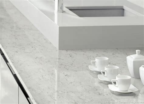 Plan De Travail Quartz Blanc Prix by Plan De Travail Pour Cuisine Mat 233 Riaux Cuisine Maison