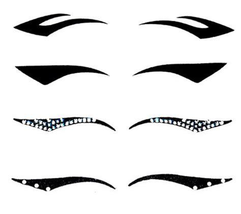 printable eye stickers how to perfect black eyeliner dior velvet eyes stylefrizz