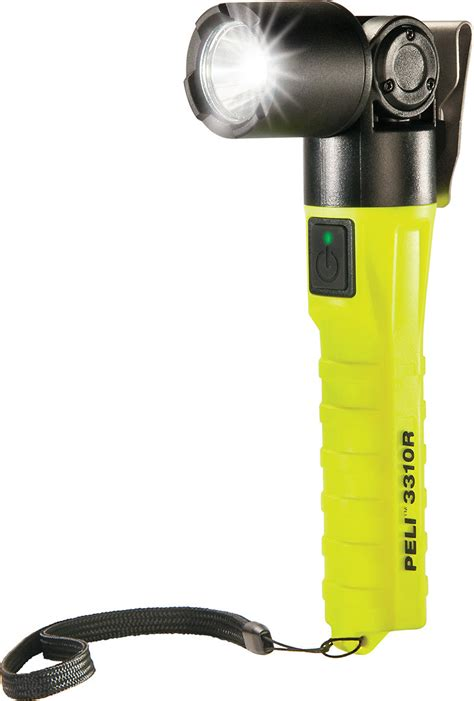 röhrenle led 3310r ra flashlights right angle light led standard peli
