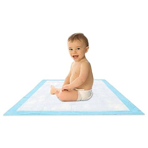 Disposable Changing Table Covers Northshore 25 Count Premium Disposable Baby Changing Pads Buybuy Baby