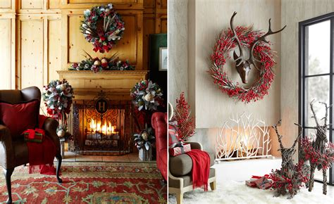 christmas decor rustic christmas decorating ideas country christmas decor