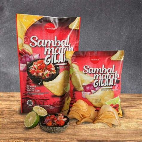 Keripik Sambal Matah Rasalokal rasalokal keripik sambal matah from bali indonesia food