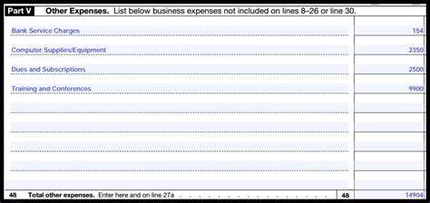 Section 11 Schedule by How To Complete Schedule C Profit And Loss From A Business