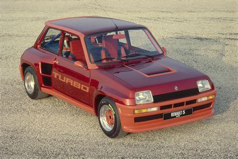 renault 5 turbo 1 the renault 5 turbo and clio v6 crazy rear engined